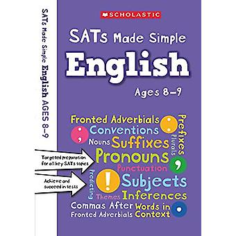 English Ages 8-9 by Catherine Casey - 9781407183343 Book