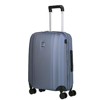 TITAN Xenon Handbagage Trolley S, 4 Wielen, 55 cm, 38 L, Blauw