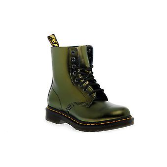 Dr martens pascal chroma gold boots / boots