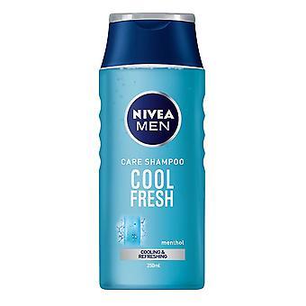 Nivea Pánske starostlivosť šampón Cool Čerstvé 250ml Mentol