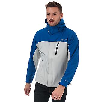 Men's Columbia Whidbey Island Jacket in Grey