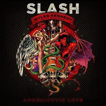 Slash Feat. Myles Ke - Apocalyptic Love [CD] USA import