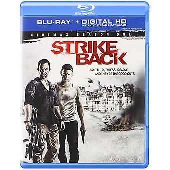 Strike Back: Cinemax Season 1 [BLU-RAY] USA import