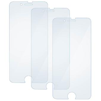 3x Screen Protectors for iPhone 7 and iPhone 8 - Transparent