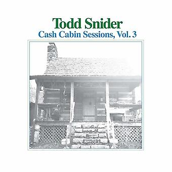 Cash Cabin Sessions 3 [CD] USA Import
