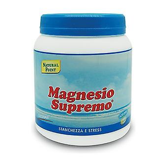 Magnesium Supreme Natural Point 300 g of powder