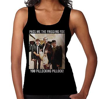 Friday Night Dinner Pass Me The Frigging Fox Women's Vest