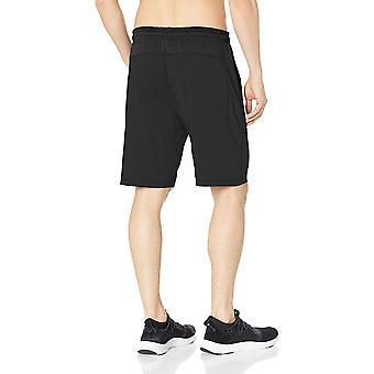 Essentials Men's Tech Stretch Training Short, Black, XX-Large