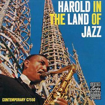 Harold Land - importation USA In the Land of Jazz [CD]