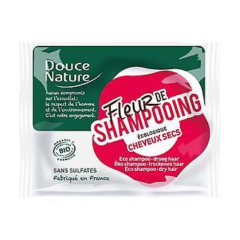 Organic dry hair shampoo flower 85 g