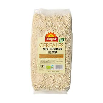 Puffed Millet with Organic Honey 150 g