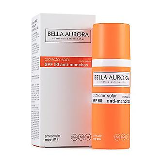 Spf50 Mixed-Oily Skin Sunscreen 50 ml of oil