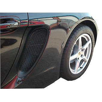 Porsche Cayman/Boxster 981 (All) - Side Vents Grille Set (2012 to 2016)