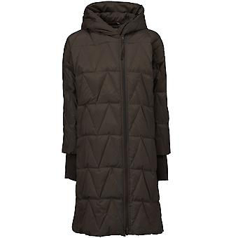Masai Clothing Thyra Quilted Chocolate Coat