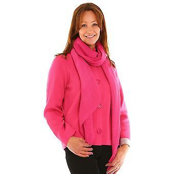 RABE Rabe Pink Scarf 45 520940