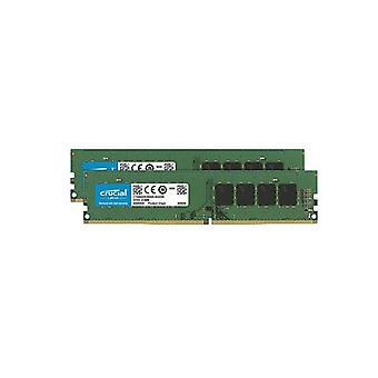 حاسمة 32Gb 3200Mhz ذاكرة الكمبيوتر المكتبي رام