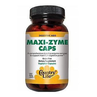 الحياة القطرية ماكسي-Zyme، 60 قبعات