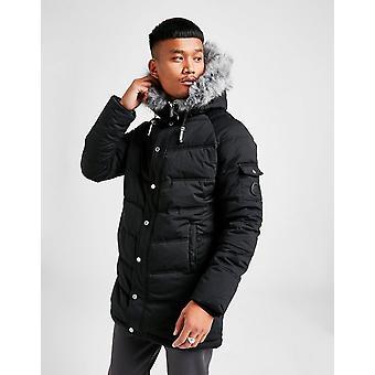 Nieuwe Supply & Demand Men's Hurricane Full Zip Jacket Zwart