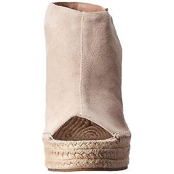 Kenneth Cole Womens Olivia Perf åpen tå Casual svært høye espadrill sandaler