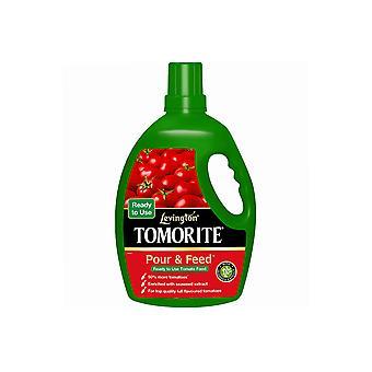Levington Tomorite Pour & Feed 2.5L 119385
