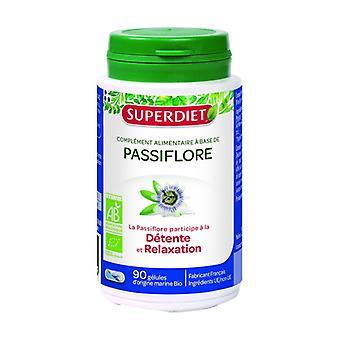 Organic passionflower 90 softgels
