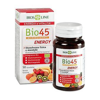 Bio 45 Energy 50 tablets