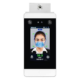 Body Temperature, Face Recognition, Time Attendance And Access Control System