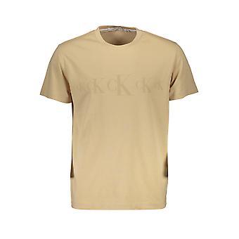 CALVIN KLEIN T-shirt Short sleeves Men J30J316471