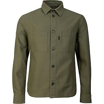 J.lindeberg Structured Twill Overshirt