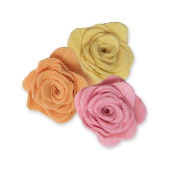 Sizzix Bigz Die - 3D Rose #2 665094 Jen Long-Philipsen