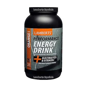 Energy drink 1 kg (Orange)