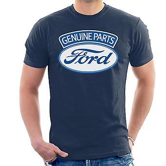 Ford Originele Onderdelen Iconisch Logo Men's T-Shirt