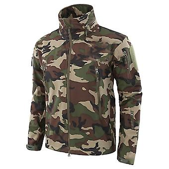 Jackets Men, Winter Softshell Fleece, Tactical Jackets, Army Military Style,