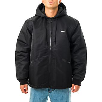 Men's outerwear obey ultra bomber jacket 121800436.2001