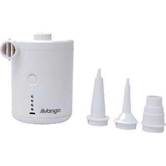 Vango Mistral Rechargeable Pump - White