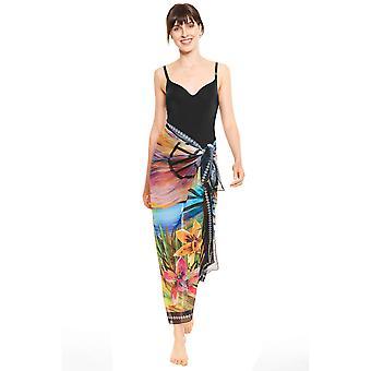 Féraud Beach 3215052-11734 Women's Sunset Pareo