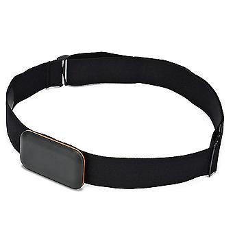 Sensor de fitness larga duración de la batería no lagrime fácilmente suave pecho correa frecuencia cardíaca Monitor Health Fitness Sensor Monitor de frecuencia cardíaca