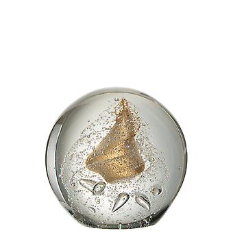 J-Line PaperWeight Bubble Extra Large