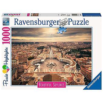 Ravensburger Puzzle Puzzle Skylines - Roma 1000 pezzi