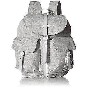 Herschel, unisex backpack for adults, Dawson X-small Multipurpose, light gray color, 13 l