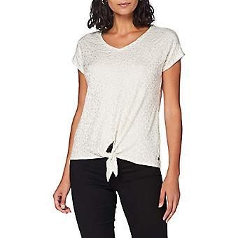 Garcia P00207 T-Shirt, White (off White 53), X-Large Woman