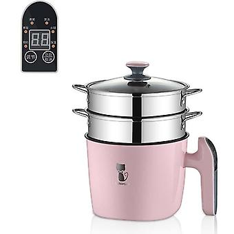 Cocina eléctrica multifuncional, Bandeja de calefacción, Máquina de cocinar olla, Hotpot,