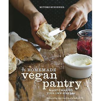 Zelfgemaakte Vegan pantry 9781607746775