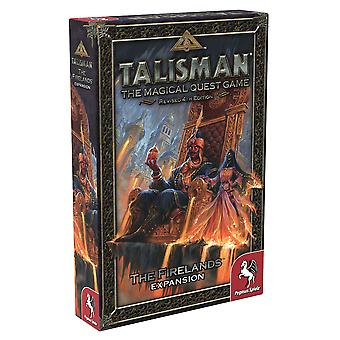 Talisman Board Game 4th Edition Firelands Expansion