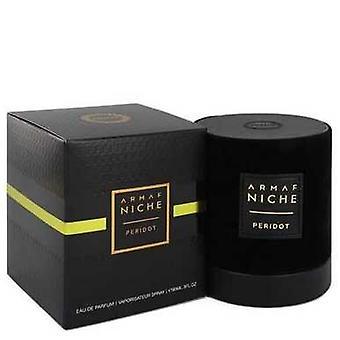 Armaf Niche Peridot By Armaf Eau De Parfum Spray (unisex) 3 Oz (women) V728-542400