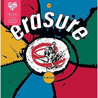 Erasure - The Circus Vinyl