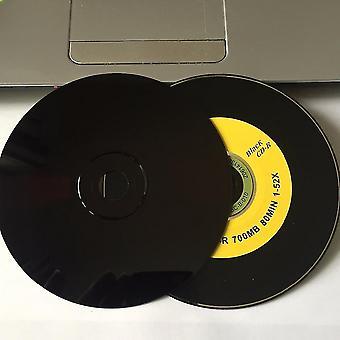 новые 10 дисков a+ 52x 700 mb чистые три фрукта напечатанный cd r sm31990