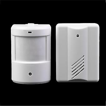 Einfahrt Patrol Garage Infrarot Wireless Türklingel Alarmsystem Bewegungssensor