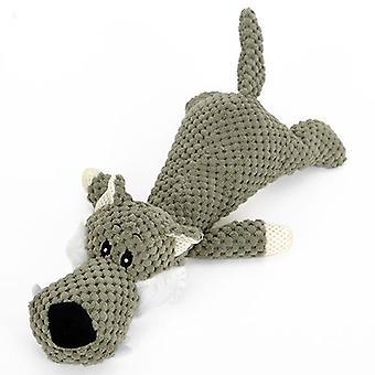 Pet valper bite-resistente hund plysj produkter