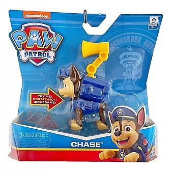 Paw Patrol Chase Figur &rygsæk Tilbehør Sound Pack